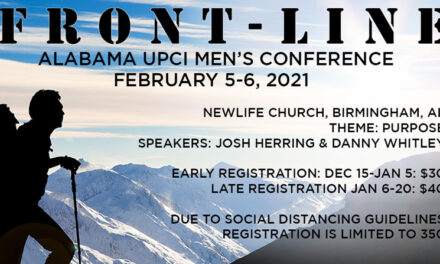 Alabama District UPCI Men's Conference 2021