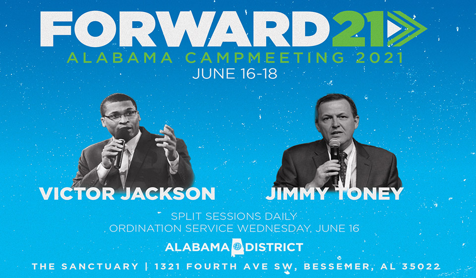 Camp Meeting 2021 Important Information